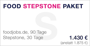 Food Stepstone Paket