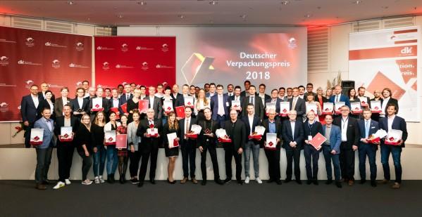 Sieger Deutscher Verpackungspreis 2018