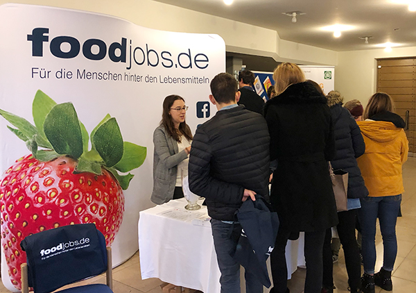 foodjobs.de auf der Karrieremesse Triesdorf Connect