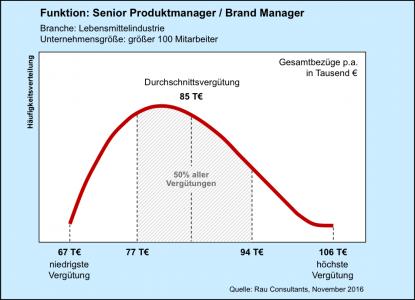 Gehaltscheck Brand Manager