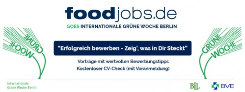 foodjobs.de igw 2017