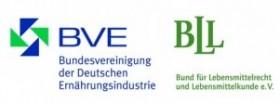 Bundesvereinigung der Deutschen Ernährungsindustrie BVE und Bund für Lebensmittelrecht und Lebensmittelkunde BLL